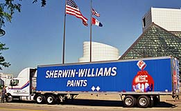 Fleet Graphics & Truckside Advertising
